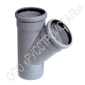 Внутренняя канализация ПВХ для напорного водоснабжения